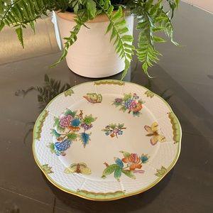 🌟Herend Queen Victoria Dinner Plate #524